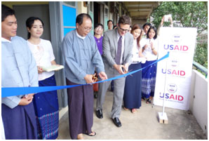 The Department of Research and Innovation announces the dedication of the Myanmar Technical Barriers to Trade Enquiry Point and Information Center