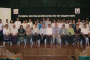 Workshop on the WTO/TBT Enquiry Point and Ministry Contact Points held in Yangon