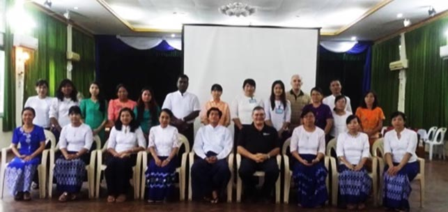 UNIDO in MYANMAR: DEVELOPING THE COUNTRY'S QUALITY INFRASTRUCTURE