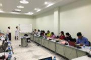 Rice Moisture Traceability System သင်တန်းဖွင့်လှစ်ခြင်း